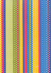 Primary Color Striped Texture