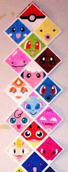 Pokemon Alphabet Book by midori-no-ink