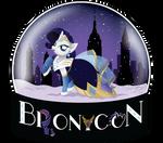 BroNYCon January 2012 Official Tee-Shirt Design