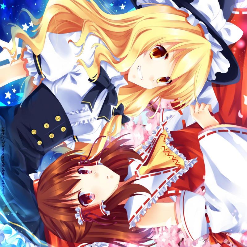 Magic and Fantasy by hironyan