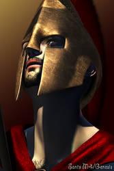 The Last Spartan ...Santo M5_Genesis... by JS-Graphics