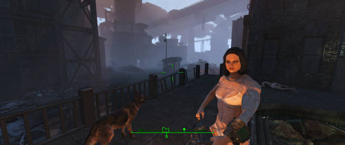 Fallout 4 texture testing... conversion (Front).. by JS-Graphics