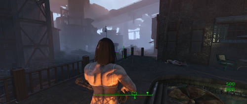 Fallout 4 texture testing... conversion (Back)... by JS-Graphics