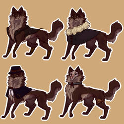 Characters by Liviatar on DeviantArt