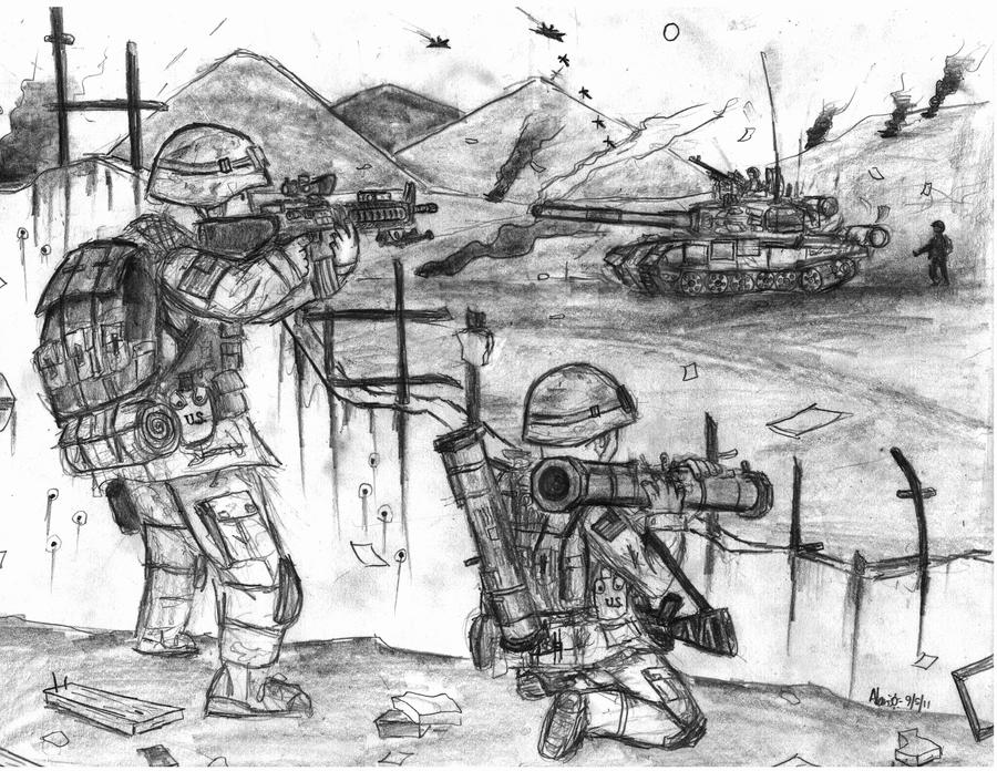 Battlefield 3: TAAAAAAANK by Marpaparp