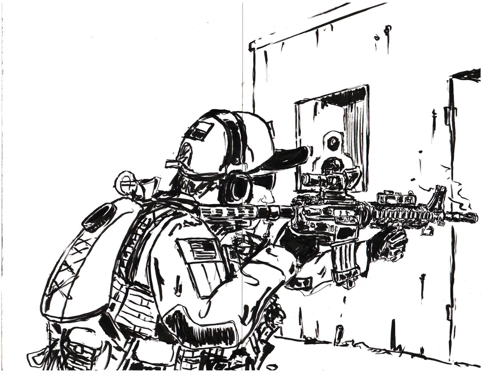 m4 carbine training