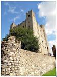 Rochester Castle 001 (20.09.13) by Foxy-Poptart