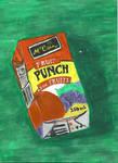 Acrylic Juice Box