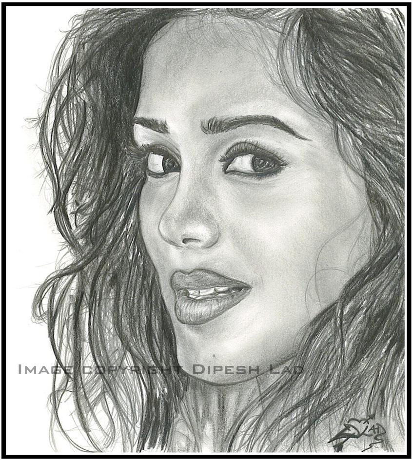 Amrita Rao II by DeSi-PriNcE