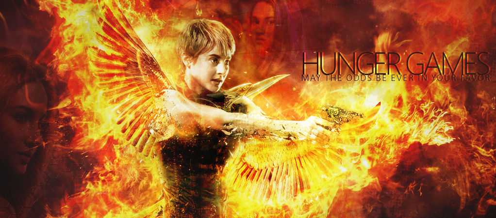 Banner Hunger Games By Talesgabriel On Deviantart