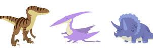 Tinysaurs collection