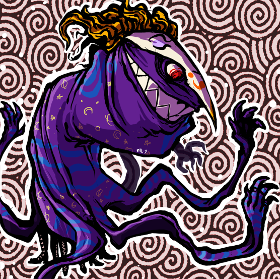 CandyMan by NightmareHound