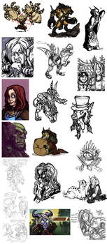 Collected WoW Requests
