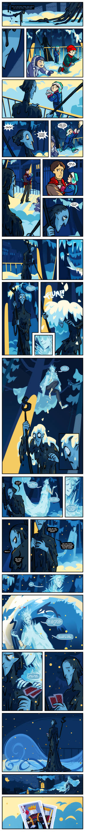 RotG: Dark and Cold VIII