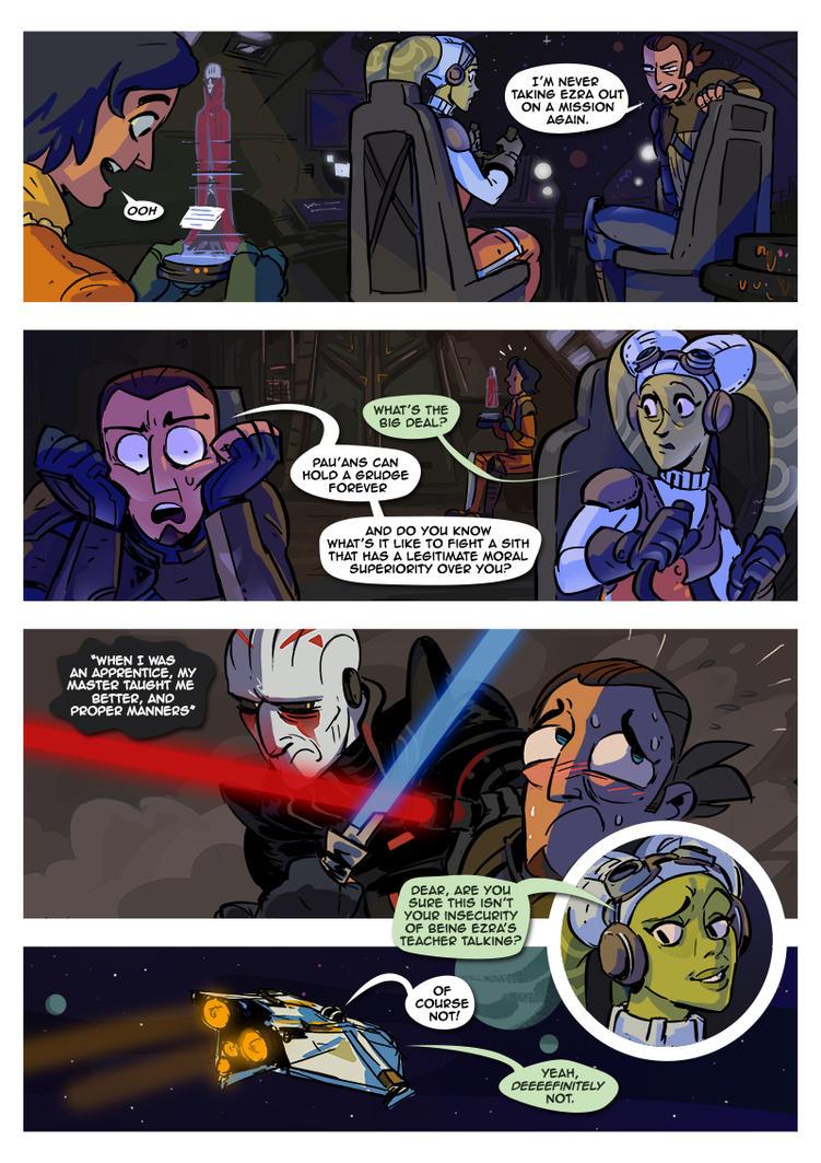 Star wars rebels fanfiction lemon  💐 Star Wars Rebels