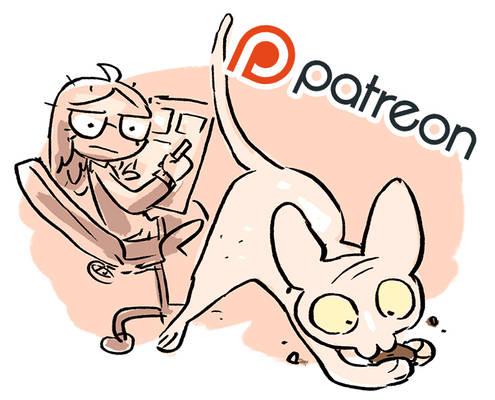 Comic Patreon