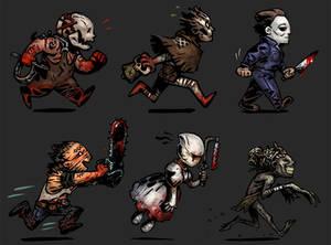 DbD: Killer Squad