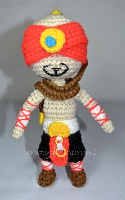 League of Legends Popstar Ahri Amigurumi | Crochet game, Amigurumi ... | 640x401