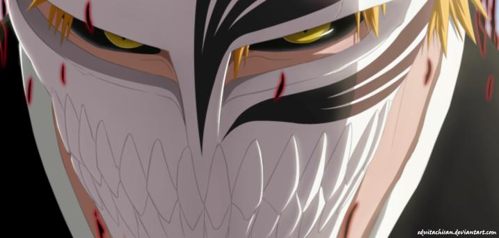Ichigo vizard by eduitachisan on deviantart - Ichigo vizard mask ...