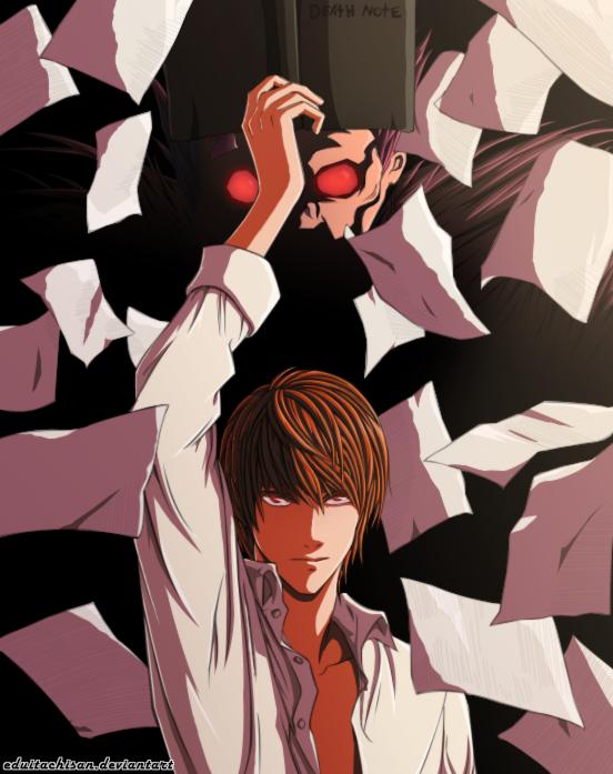 Death Note by eduitachisan