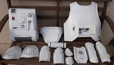 Snowtrooper armor