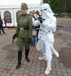 Imperial detachment