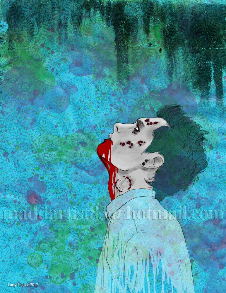 'Zombie Boys' #3 by maddartist83