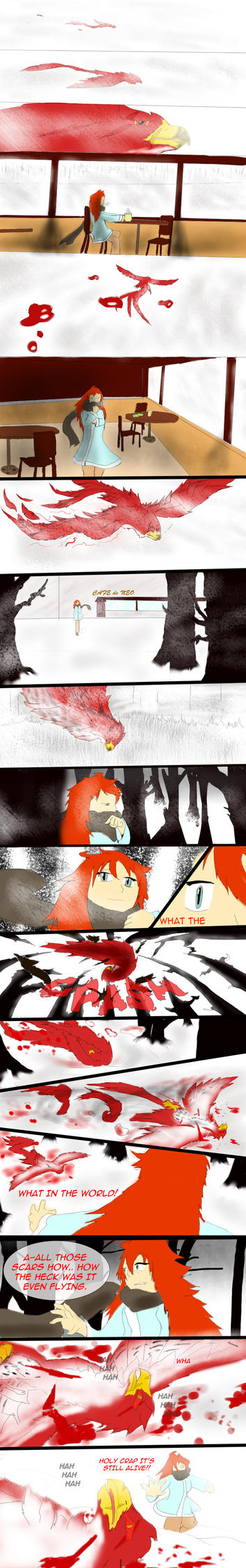 ZP - The Change, Sara - part 1 by teriax