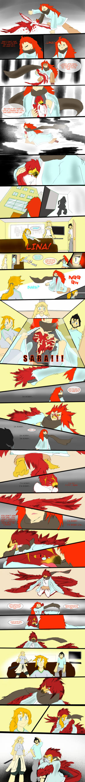 ZP - The Change, Sara - part 2 by teriax