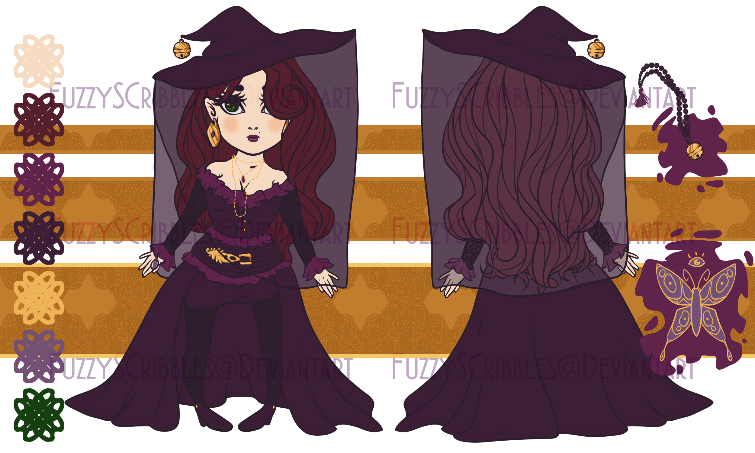 The Seer [Adopt] AVAILABLE 9USD