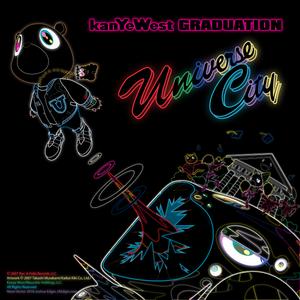 Neon Vector/Remastered Takashi Murakami Graduation