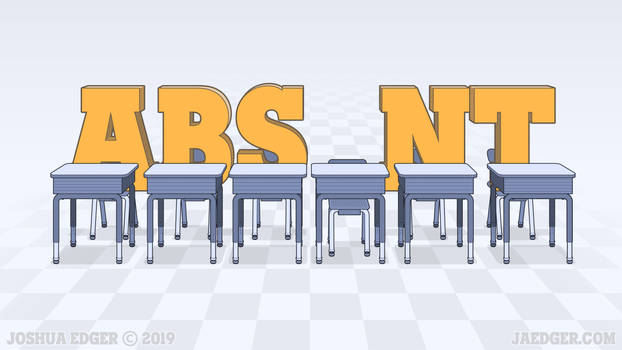 Abs_nt/Typography Art Vector Logo