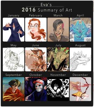 my 2016 by Savel-Eve
