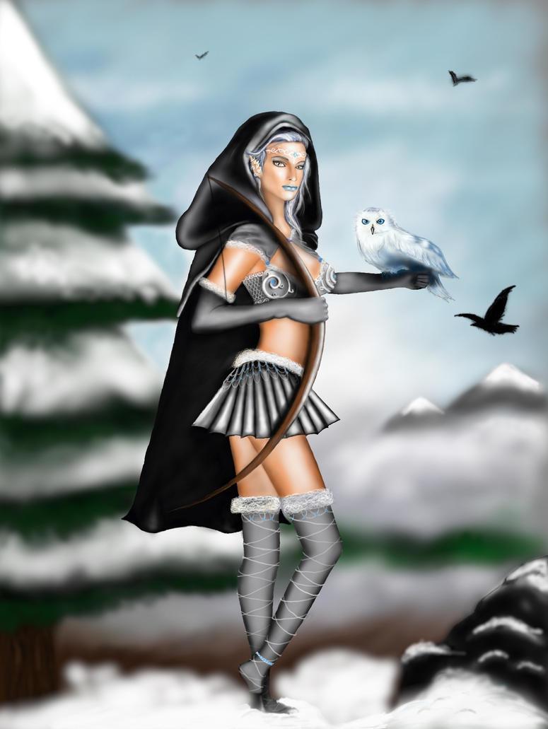 Minerva by TALISMELA