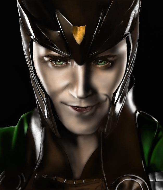 Loki by TALISMELA