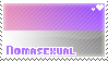 Nomasexual Stamp by DestinysGrace
