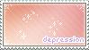 depression stamp