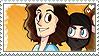 ninja sex party stamp by DestinysGrace