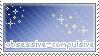 obsessive compulsive disorder stamp by DestinysGrace