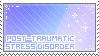 PTSD stamp by DestinysGrace