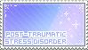 PTSD stamp by DestinysGrace