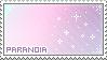 paranoia stamp by DestinysGrace