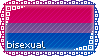 Bisexual Pride Stamp