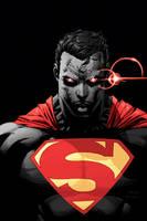 Jim Lee's Superman red by oooJ03ooo