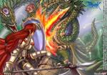 Leonheart vs Gorynych