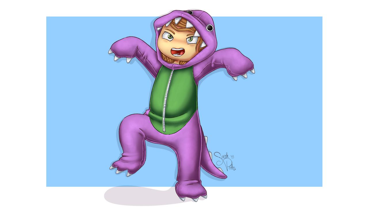 DinosRAWWWWWR! by Rahxy