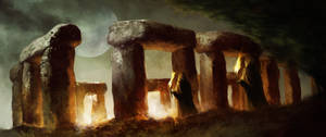 Moonstone redesign: Stonehenge