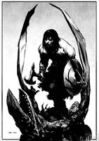 Conan by bumhand