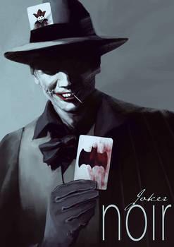 Batman Noir - The Joker
