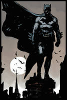 Batman quicky by bumhand